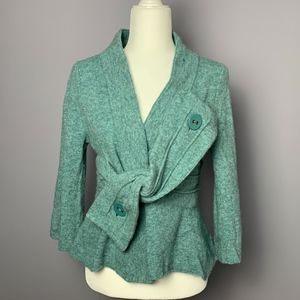 Anthropologie Robin Pick and Choose Wrap Cardigan